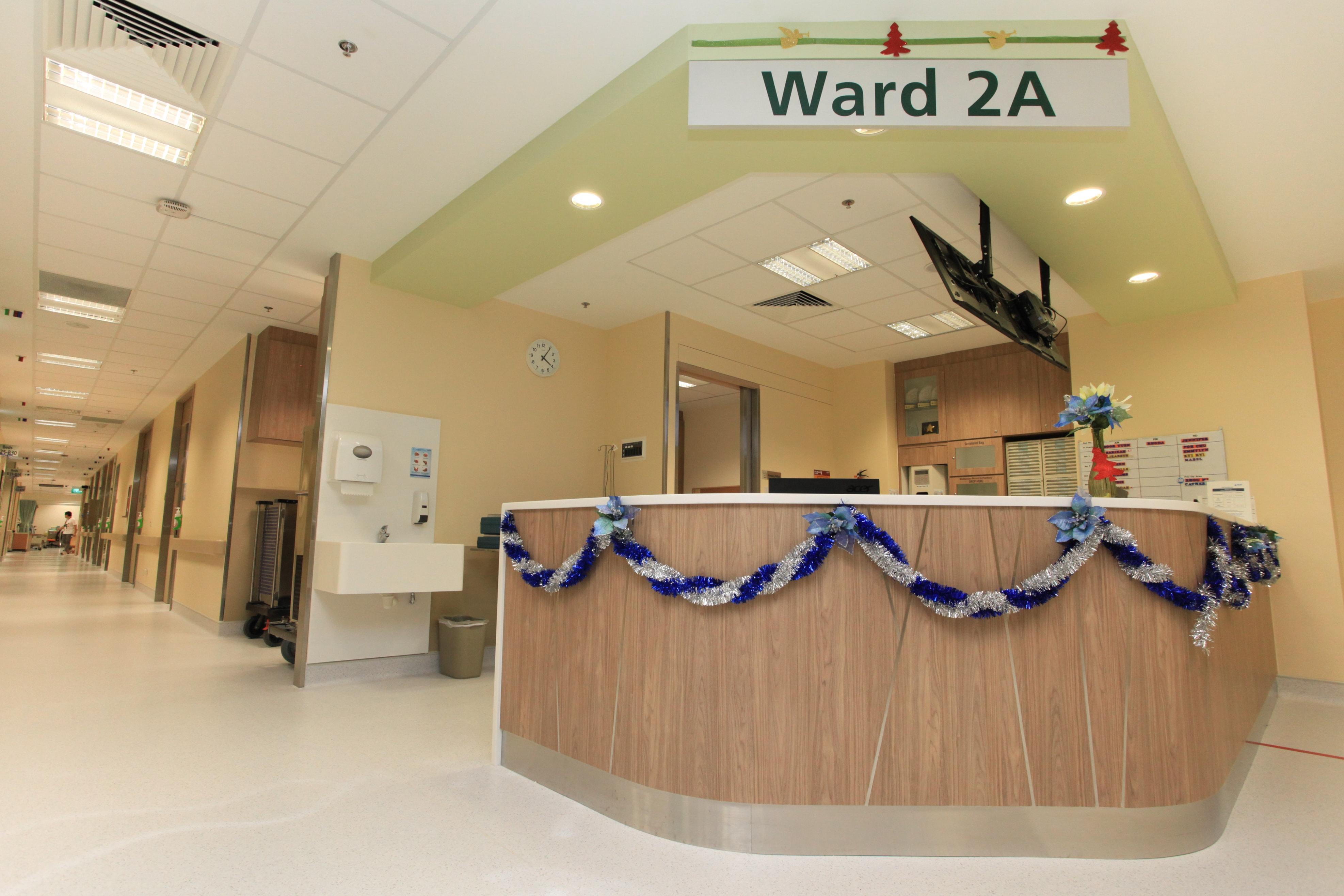 Ward 2A, NUH