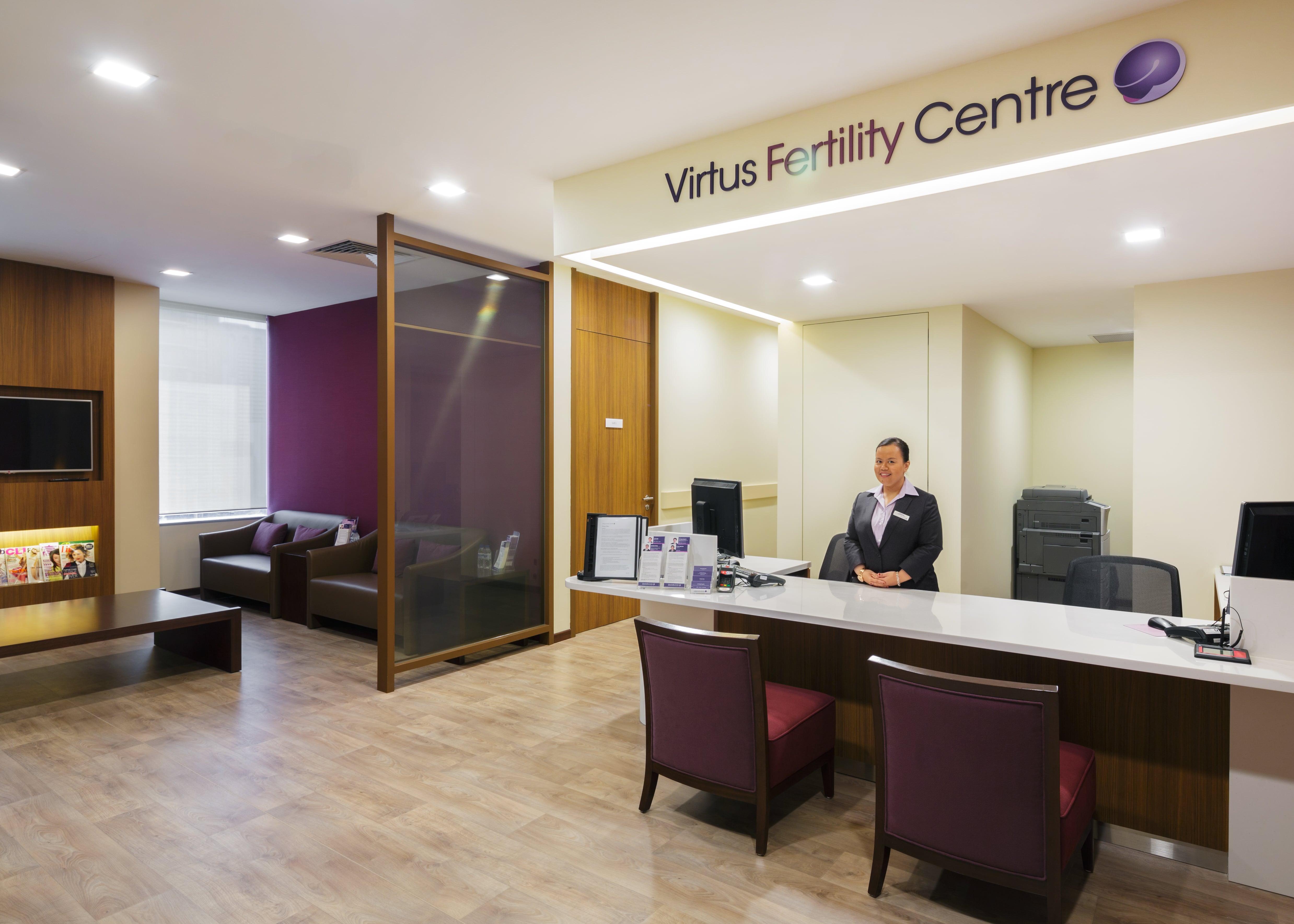 Virtus Fertility Centre@Scotts Medicial Centre
