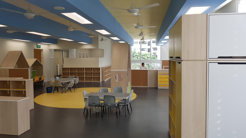 Mega Preschool at Jurong West St 65