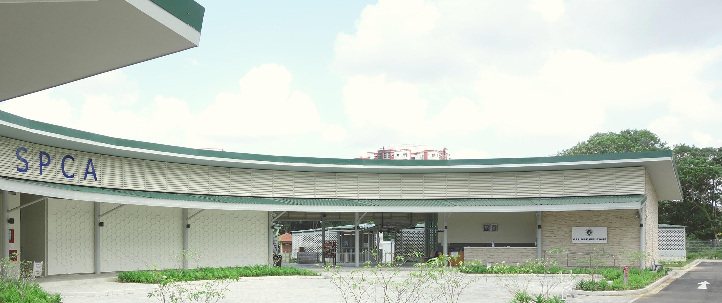 SPCA at No. 50 Sungei Tengah Road